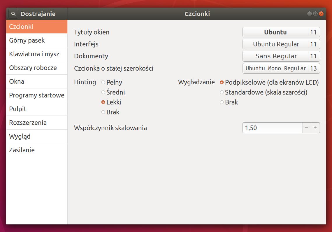 Lenovo ThinkPad X1 Carbon (6th Gen / 2018) Ubuntu 18 04 Tweaks